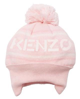 Kenzo girls' hat in jacquard knit KENZO