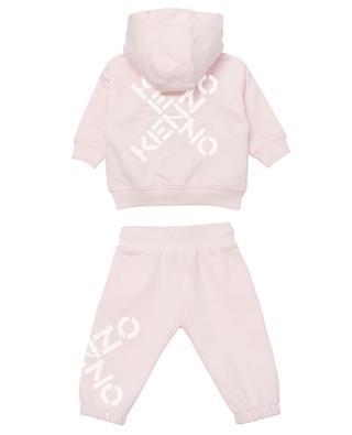 Baby-Jogging-Shorts aus Molton Kenzo Big X KENZO