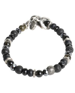 Bracelet perles et argent ANDREA D'AMICO