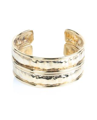 B0187 golden cuff bracelet POGGI