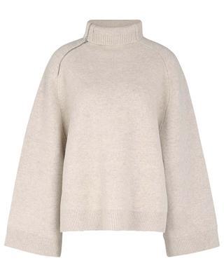 Double-sided yak knit jumper TOTÊME