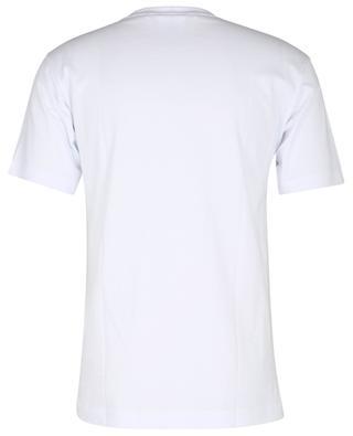 T-Shirt mit kurzen Ärmeln und buntem Print KAWS COMME DES GARCONS SHIRT