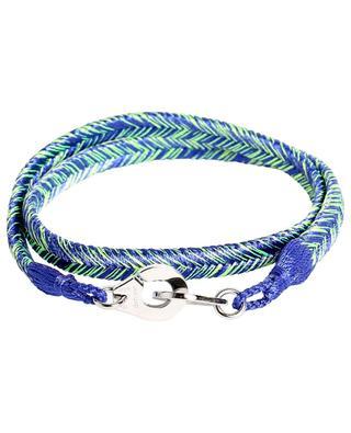 Bracelet tissé Menottes R10 DINH VAN