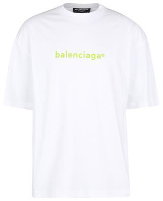 New Copyright Medium Fit short-sleeved T-shirt BALENCIAGA
