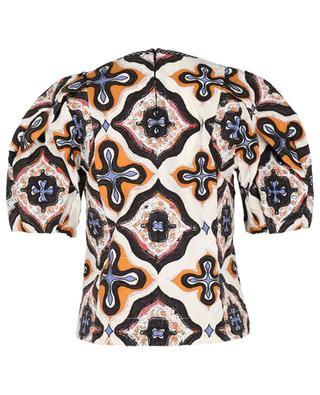 Top mit Patchwork-Motiven Gaia Prism ULLA JOHNSON