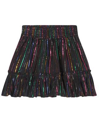 Multicolour Lurex Skirt for girls STELLA MCCARTNEY KIDS