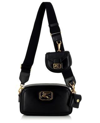 Pegaso Camera smooth leather shoulder bag ETRO