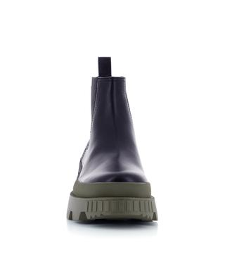 Lir smooth leather Chelsea boots MONCLER