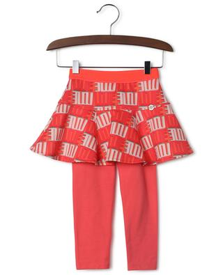 Jupe avec legging intégré Love KENZO