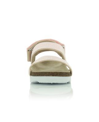 Children's fabric sandals with logo KENZO