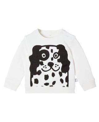 Sweat-shirt Dalmatien garçon STELLA MCCARTNEY KIDS