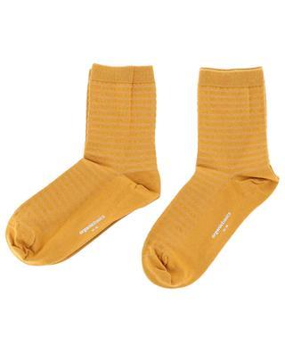 Chaussettes coton biologique ORGANIC BASICS