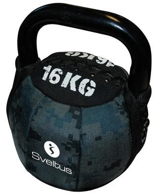 Soft kettlebell 16 kg SVELTUS