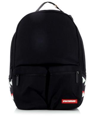 Side Shark nylon backpack SPRAYGROUND