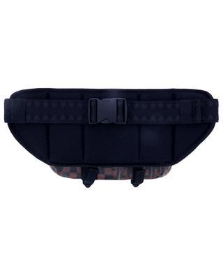 Split The Check printed cargo belt pocket SPRAYGROUND