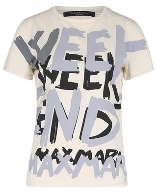 T-shirt manches courtes Rana WEEKEND MAX MARA