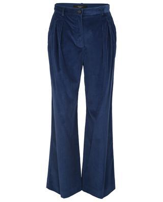Pantalon large en velours côtelé WEEKEND MAXMARA WEEKEND MAX MARA