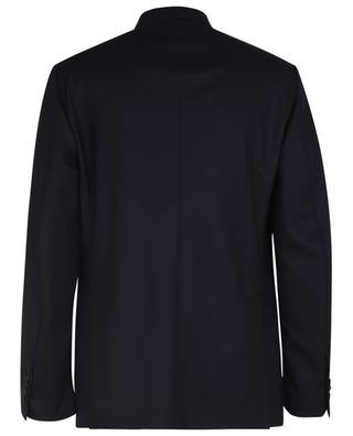 Single-breasted deconstructed wool blazer BRIONI