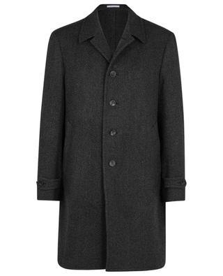 Manteau long en laine BOGLIOLI