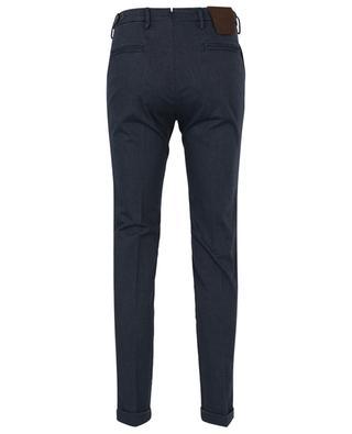 Pantalon classique en coton B SETTECENTO