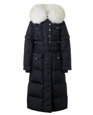 Chloé monogrammed technical fabric coat CHLOE X FUSALP