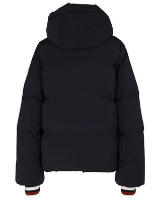 Hooded down jacket CHLOE X FUSALP