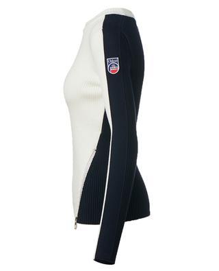 Zip collar ski jumper CHLOE X FUSALP