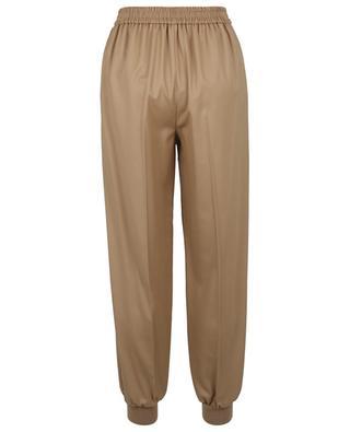 Pantalon fuselé en laine Nicole STELLA MCCARTNEY
