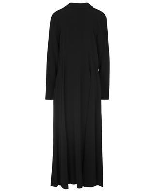 Robe oversize en crêpe avec décolleté dos plongeant VICTORIA VICTORIA BECKHAM