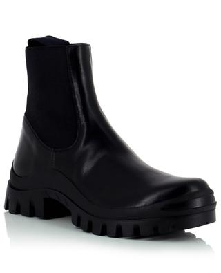 Catania smooth leather Chelsea ankle boots ATP ATELIER