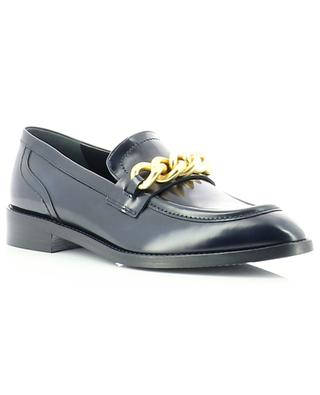 Vicky Gold buckle loafers BONGENIE GRIEDER