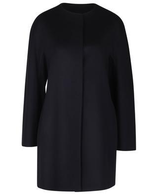 Greta A-line virgin wool and cashmere coat BONGENIE GRIEDER