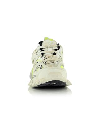 Track Worn Out Fluo distressed low-top lace-up sneakers BALENCIAGA
