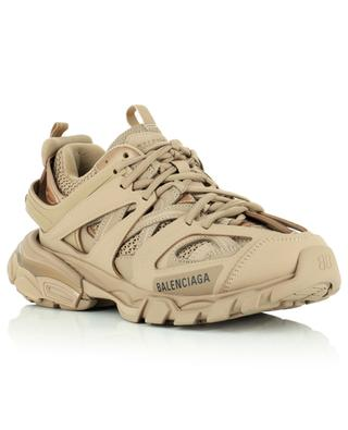 Track Uni-Matte Full Col low-top material blend sneakers BALENCIAGA