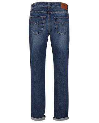 Leicht ausgewaschene Jeans Traditional Fit BRUNELLO CUCINELLI
