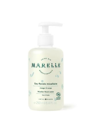 Floral face and body micellar water for children MARELLE