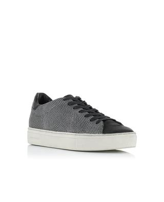 Leather sneakers CRIME