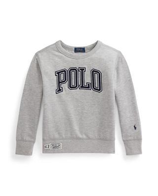 Sweat-shirt bébé à col rond imprimé POLO POLO RALPH LAUREN