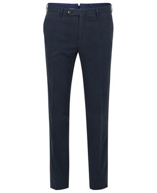 Superslim Fit cotton blend chino trousers PT TORINO