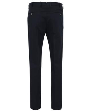 Slim Fit fluid classic trousers PT TORINO