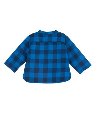 Chemise à carreaux pour bébé Matt BONTON