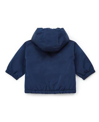 Manteau à capuche avec fourrure pour bébé Dako BONTON