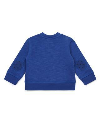 Sweat-shirt à coudières étoiles bébé Tisweat BONTON