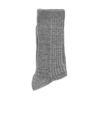 Cotton and Lurex socks ALTO MILANO