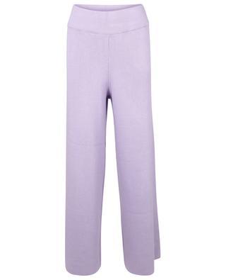 Pantalon large en maille Conformist Ter VALENTINE WITMEUR
