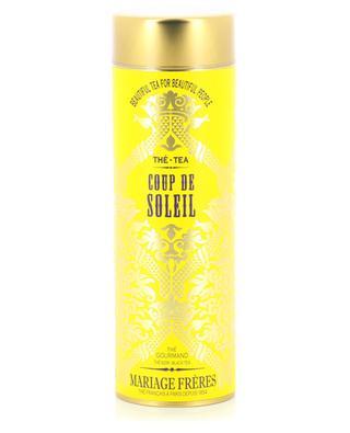 Coup de Soleil perfumed loose black tea MARIAGE FRERES
