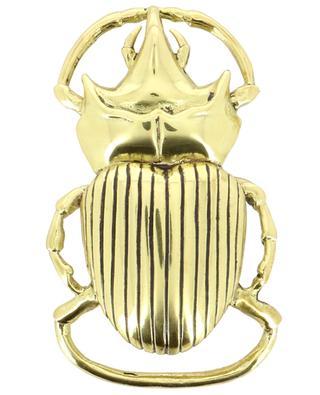 Goldene Gürtelschnalle Scarabée CLARIS VIROT