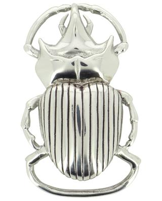 Silberne Gürtelschnalle Scarabée CLARIS VIROT