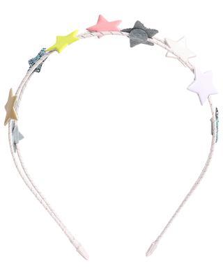 Mädchen-Haarreif mit Sternen Rainbow Starlight Alice MIMI & LULA LIMITED