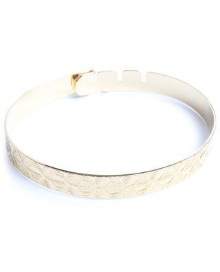 Sophia XL gold tone bracelet UN CHIC FOU